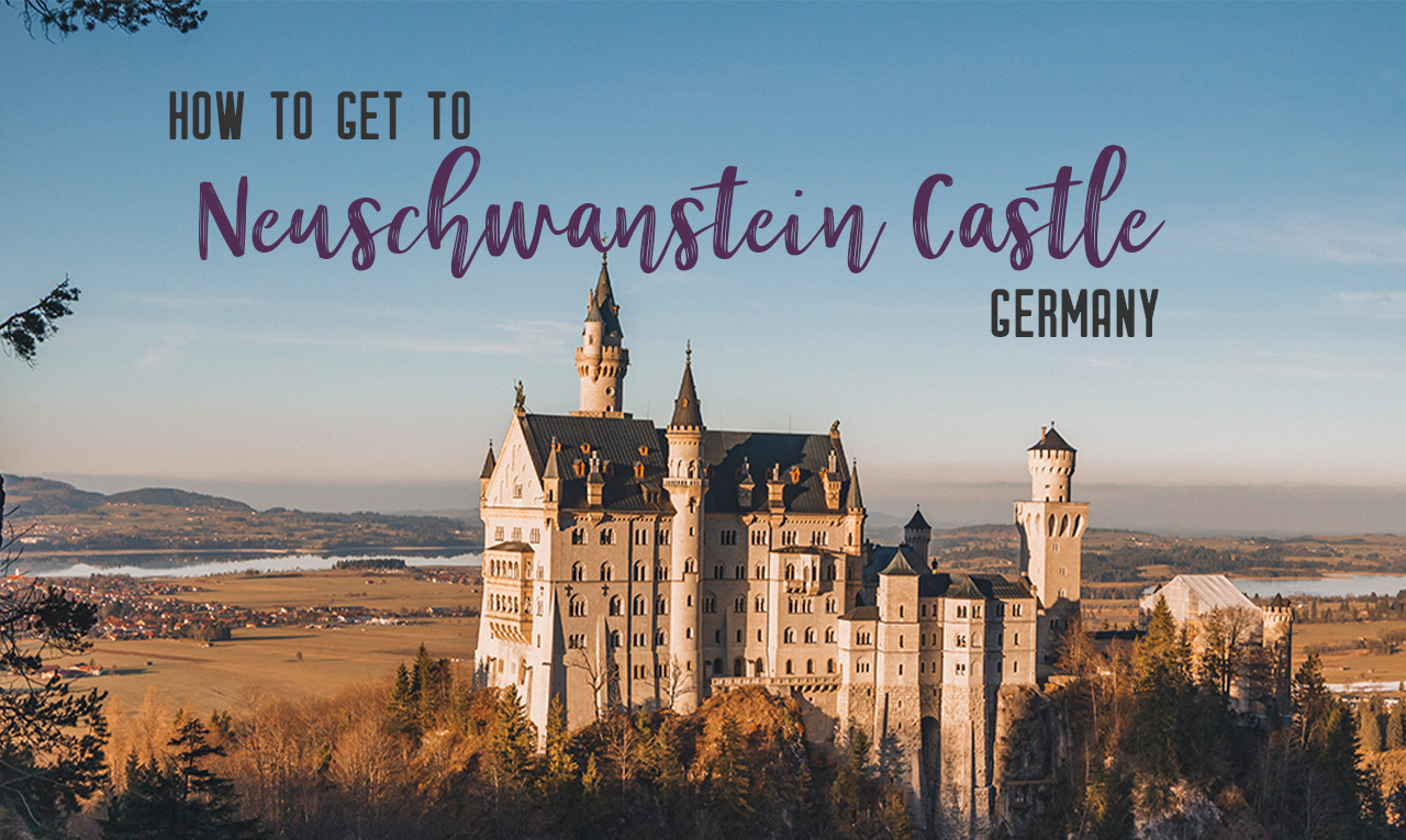 If you want to see the Disney castle of Germany, aka the Neuschwanstein Castle, then here's your guide for how to get to the Neuschwanstein Castle from Munich | My Wandering Voyage #travel blog #Munich #Germany #Neuschwanstein