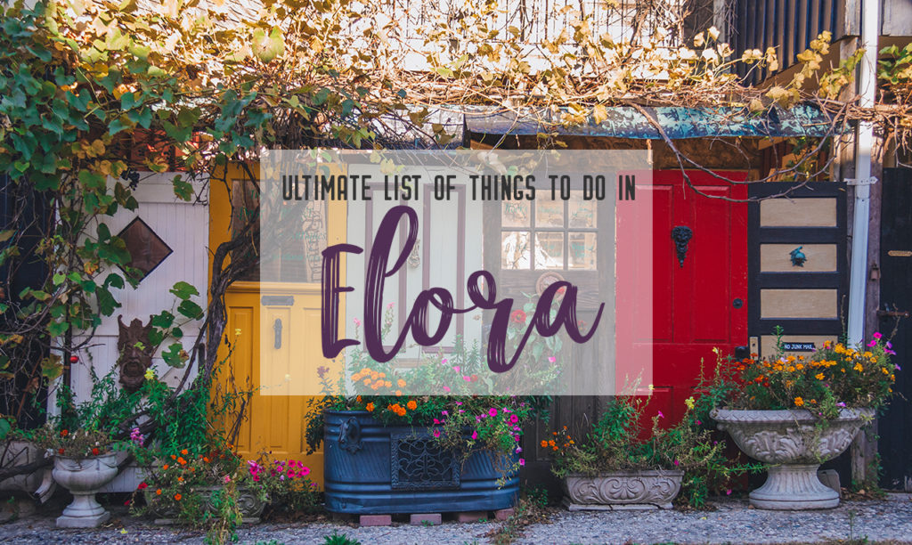 Enjoy small-town charm in Elora, Ontario – the ultimate list of things to do in Elora