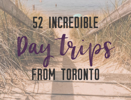 Are you an explorer? A foodie? Or how about a beach bum? There's something for everyone in this list of fantastic day trips from Toronto | My Wandering Voyage travel blog #toronto #ontario #canada #ontariotravel #travel