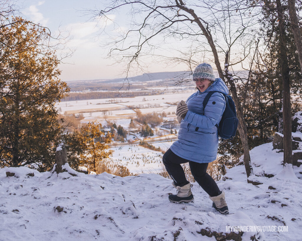 View from Rattlesnake Point, Milton, Ontario | 52 days trips from Toronto | My Wandering Voyage