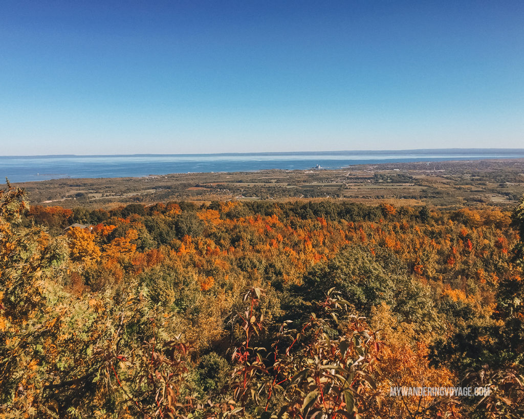 Scenic Caves eco-adventure | Are you an explorer? A foodie? Or how about a beach bum? There's something for everyone in this list of fantastic day trips from Toronto | My Wandering Voyage travel blog #toronto #ontario #canada #ontariotravel #travel