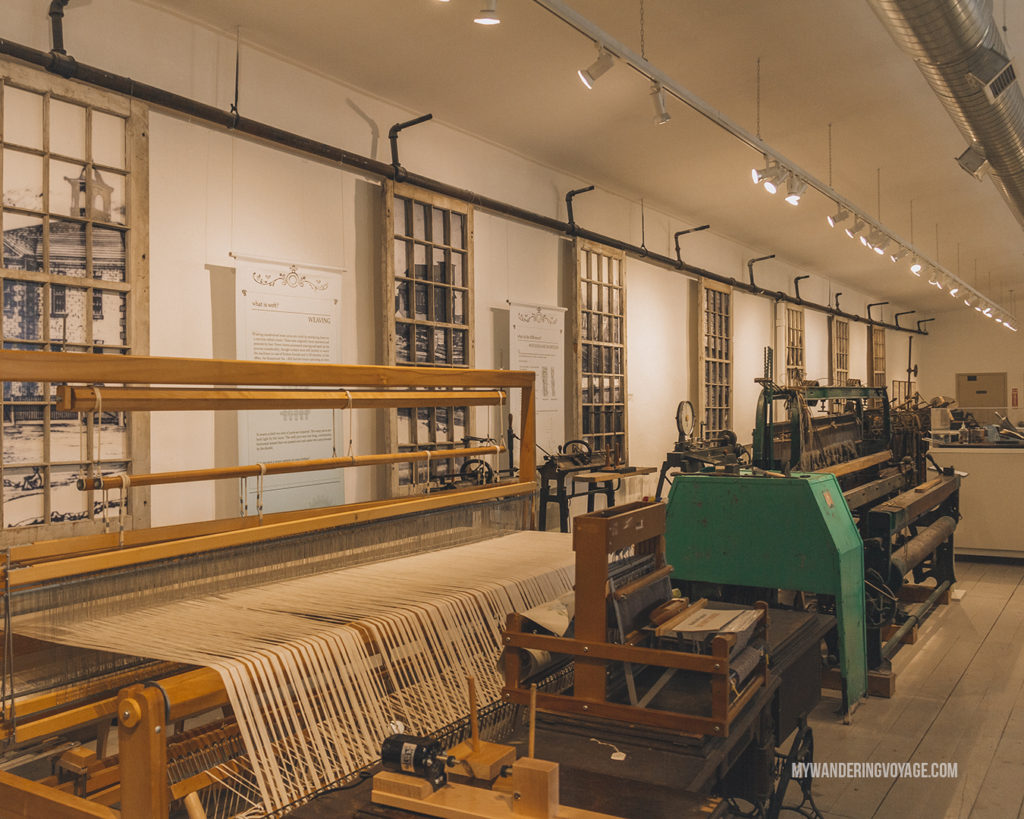 Mississippi Valley Textile Museum