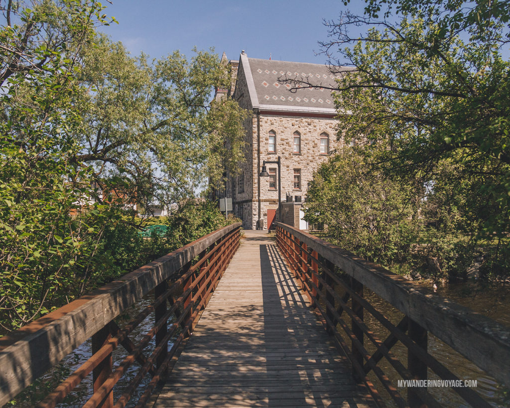 Riverwalk, Almonte