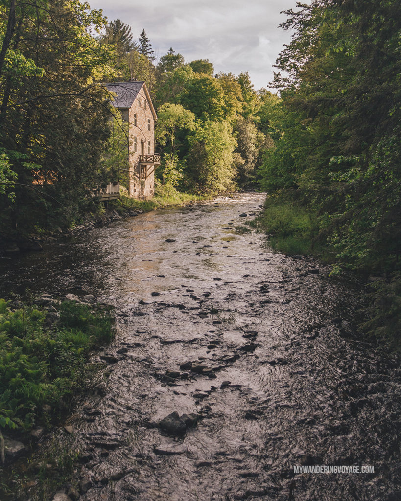 Mill of Kintail Conservation Area Almonte, Ontario