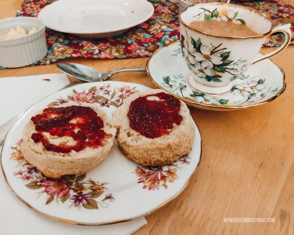 Tea and Cake Almonte Ontario