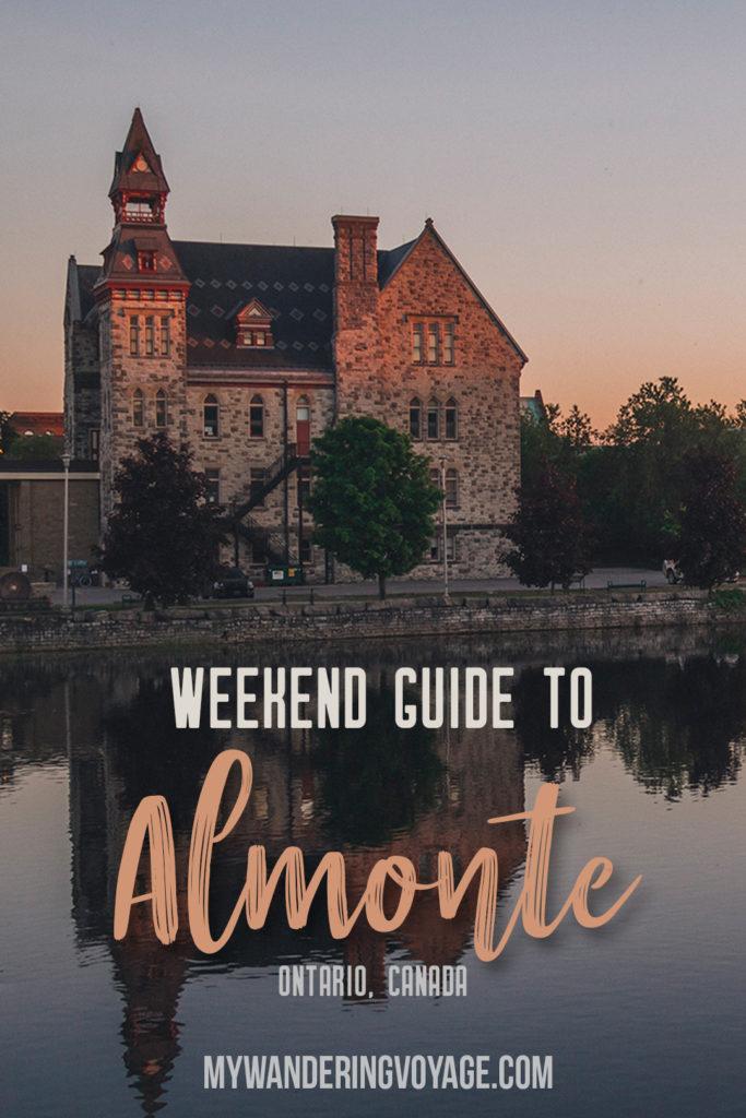 Weekend getaway: Best things to do in Almonte, Ontario