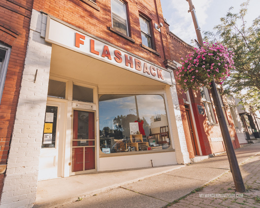 Flashback Consignment, Paris, Ontario