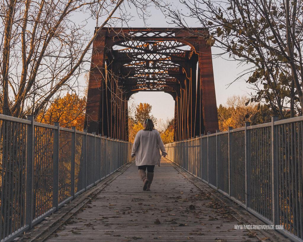Waterford Black Bridge | Best scenic bridges in Ontario you have to visit | My Wandering Voyage travel blog