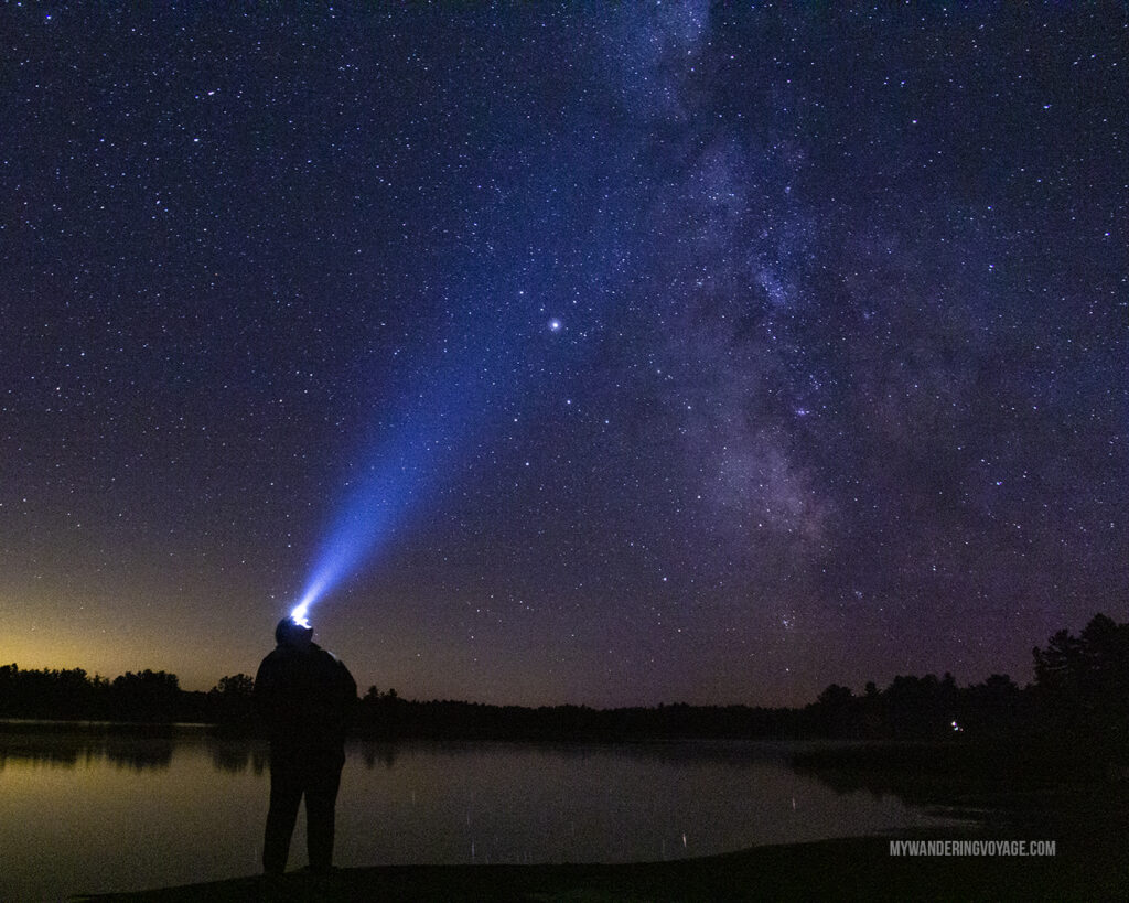 Canada's Dark Sky Preserves | Canada Travel Guide | My Wandering Voyage travel blog