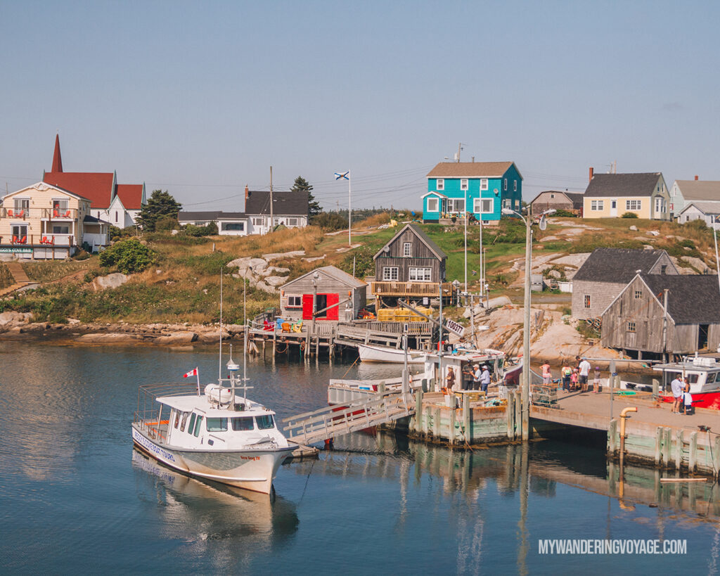 Peggy's Cove | Canada Travel Guide | My Wandering Voyage travel blog