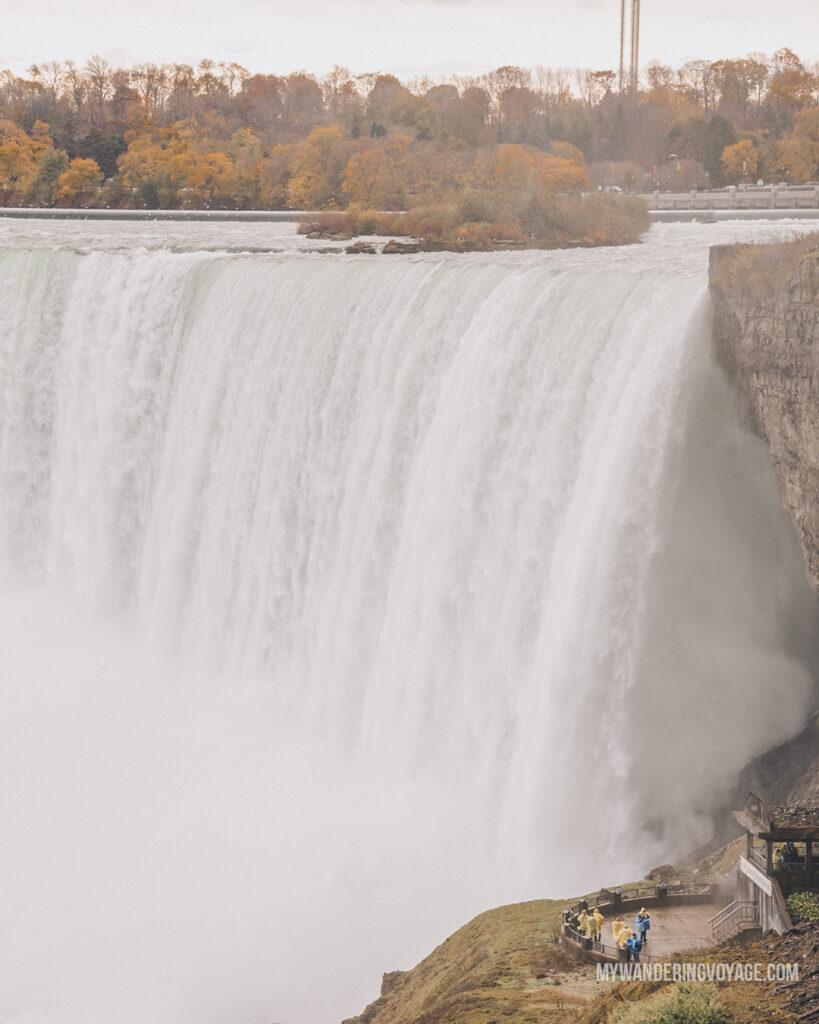 Niagara Falls | Canada Travel Guide | My Wandering Voyage travel blog