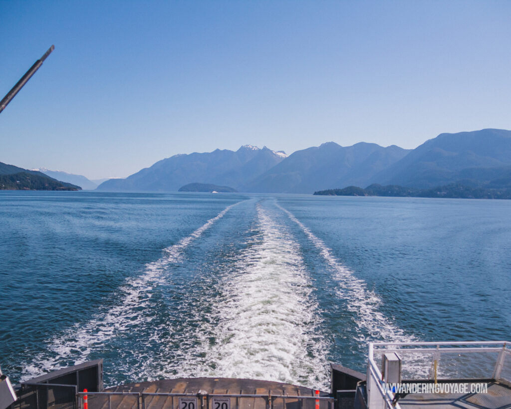 Getting to Vancouver Island | Vancouver Island road trip 5 day itinerary | My Wandering Voyage