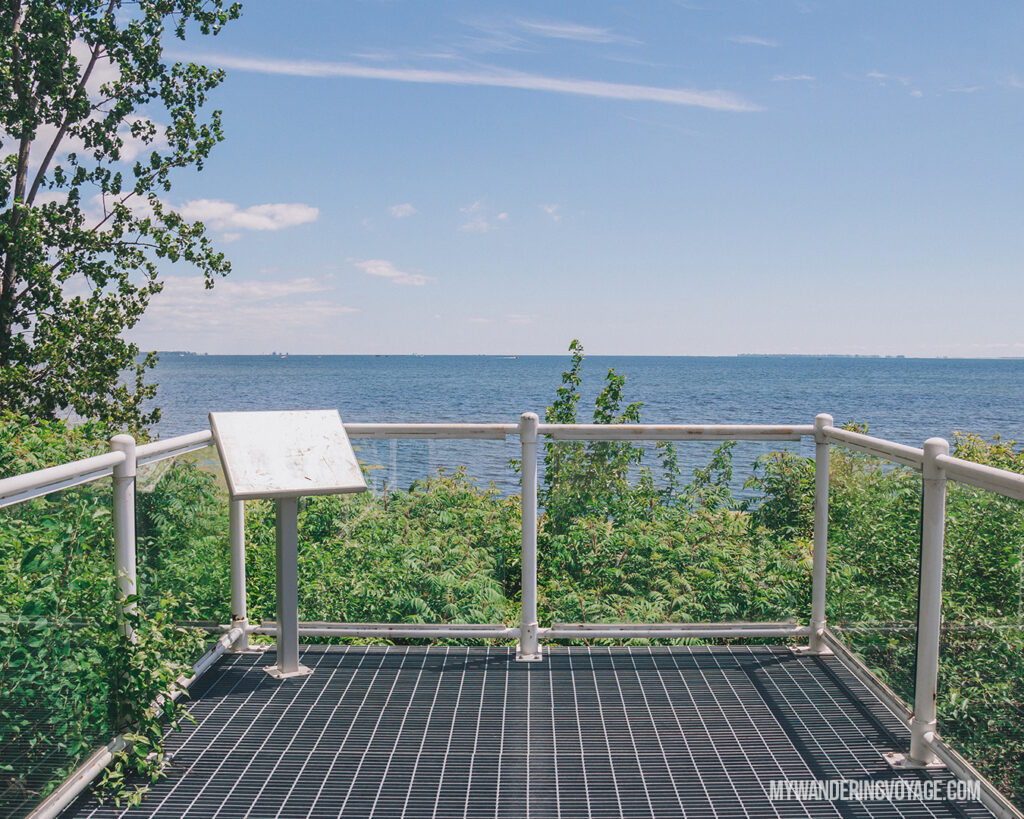 Port Rowan marshes observatory | Discover Ontario's Garden: Relaxing things to do in Norfolk County | My Wandering Voyage travel blog