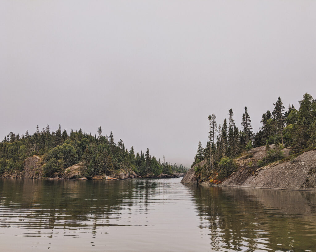 Hattie Cove | Everything you need to know about Pukaskwa National Park [+ hiking guide] | My Wandering Voyage travel blog #Pukaskwa #NationalPark #Canada