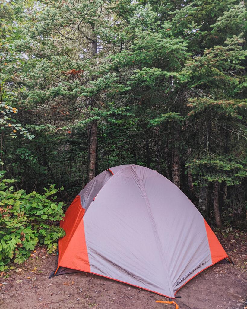 Camping at Pukaskwa National Park | Everything you need to know about Pukaskwa National Park [+ hiking guide] | My Wandering Voyage travel blog #Pukaskwa #NationalPark #Canada