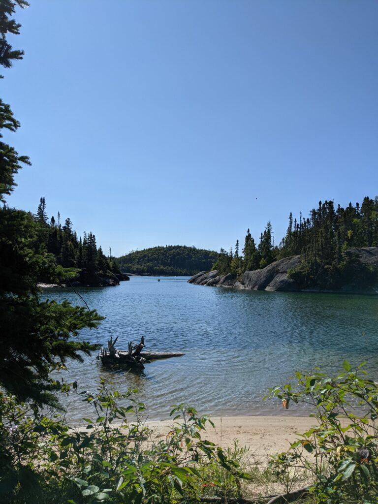 Views of Pukaskwa National Park, Lake Superior, Northern Ontario   Everything you need to know about Pukaskwa National Park [+ hiking guide]   My Wandering Voyage travel blog #Pukaskwa #NationalPark #Canada