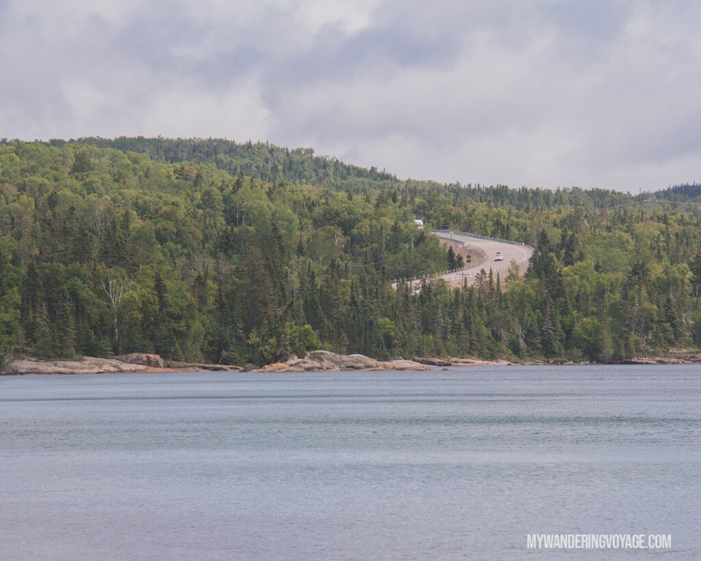 Lake Superior Road trip | Toronto to Thunder Bay: a 10-day Northern Ontario road trip along Lake Superior's spectacular coast | My Wandering Voyage travel blog #LakeSuperior #RoadTrip #Ontario #Canada #travel