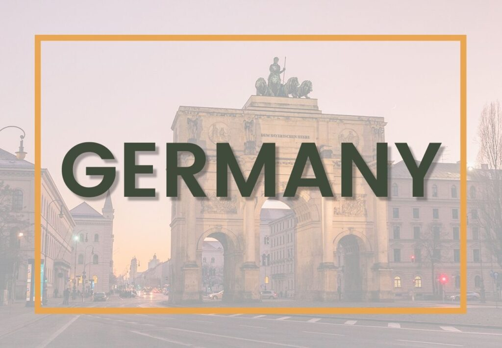 Best things to do in Germany | Germany Destinations Graphic