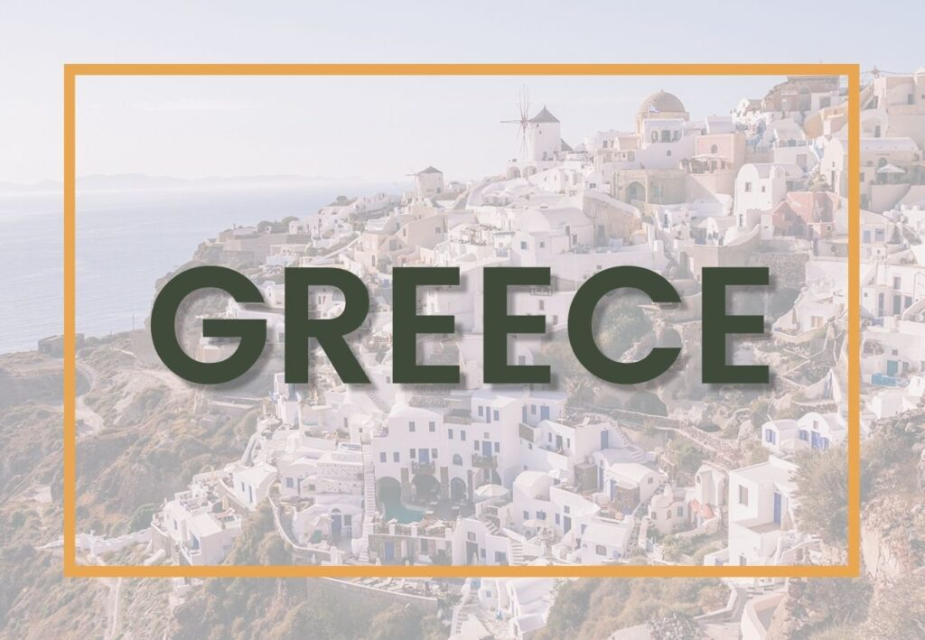 Best things to do in Greece | Greece Destinations graphic