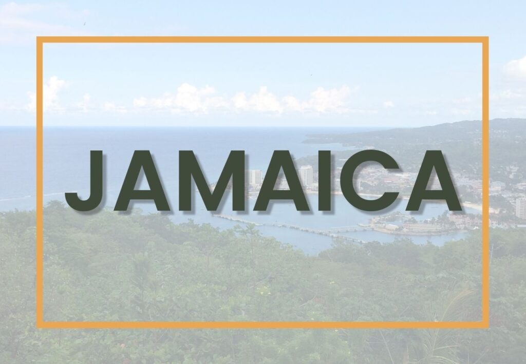 Best things to do in Jamaica | Jamaica Destinations Graphic