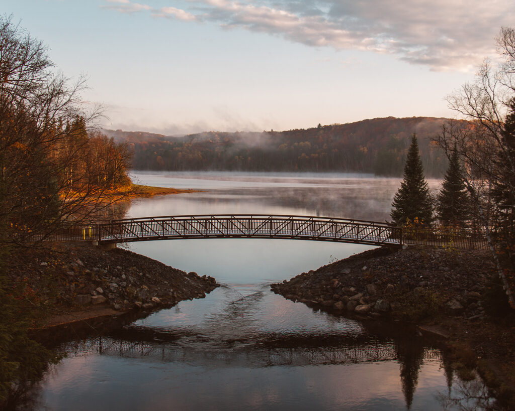 Arrowhead Provincial Park | Best places to go camping in Ontario | My Wandering Voyage travel blog