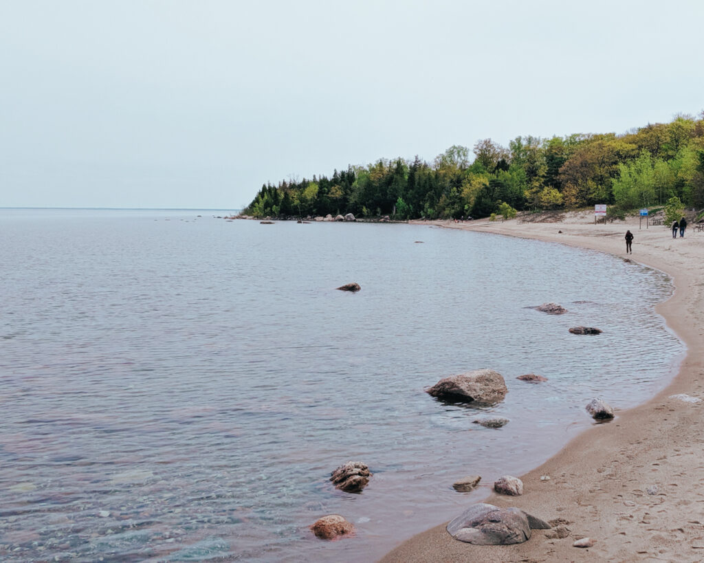 Awenda Provincial Park | Best places to go camping in Ontario | My Wandering Voyage travel blog