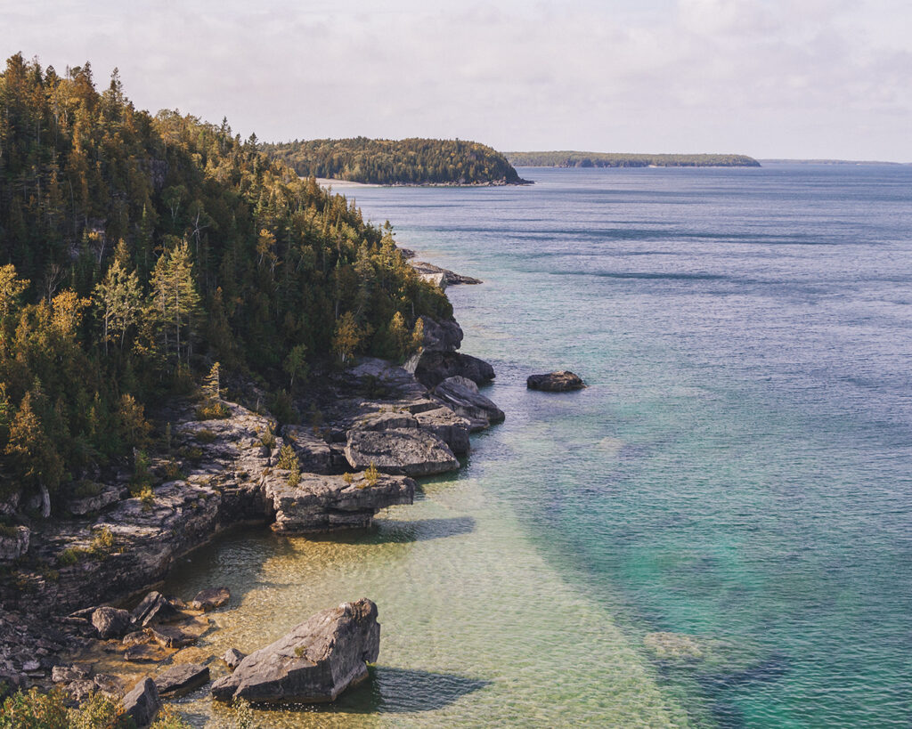Bruce Peninsula National Park | Best places to go camping in Ontario | My Wandering Voyage travel blog