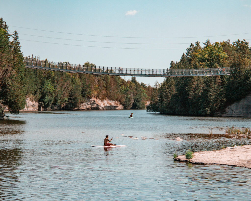 Ferris Provincial Park | Best places to go camping in Ontario | My Wandering Voyage travel blog