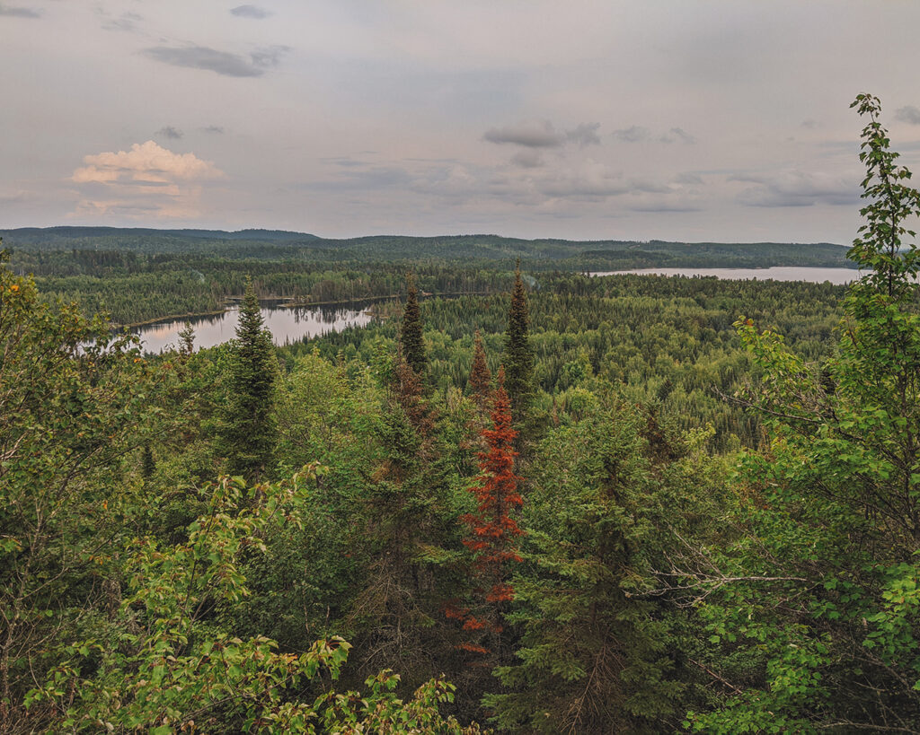 Halfway Lake Provincial Park | Best places to go camping in Ontario | My Wandering Voyage travel blog