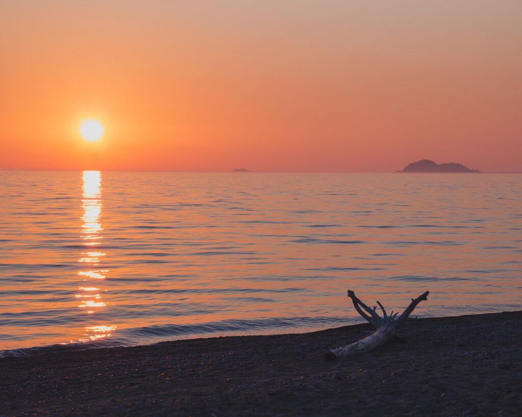 Lake Superior Provincial Park | Best places to go camping in Ontario | My Wandering Voyage travel blog