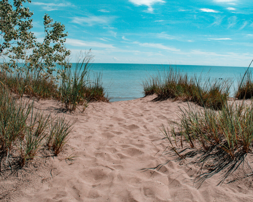 Long Point Provincial Park | Best places to go camping in Ontario | My Wandering Voyage travel blog