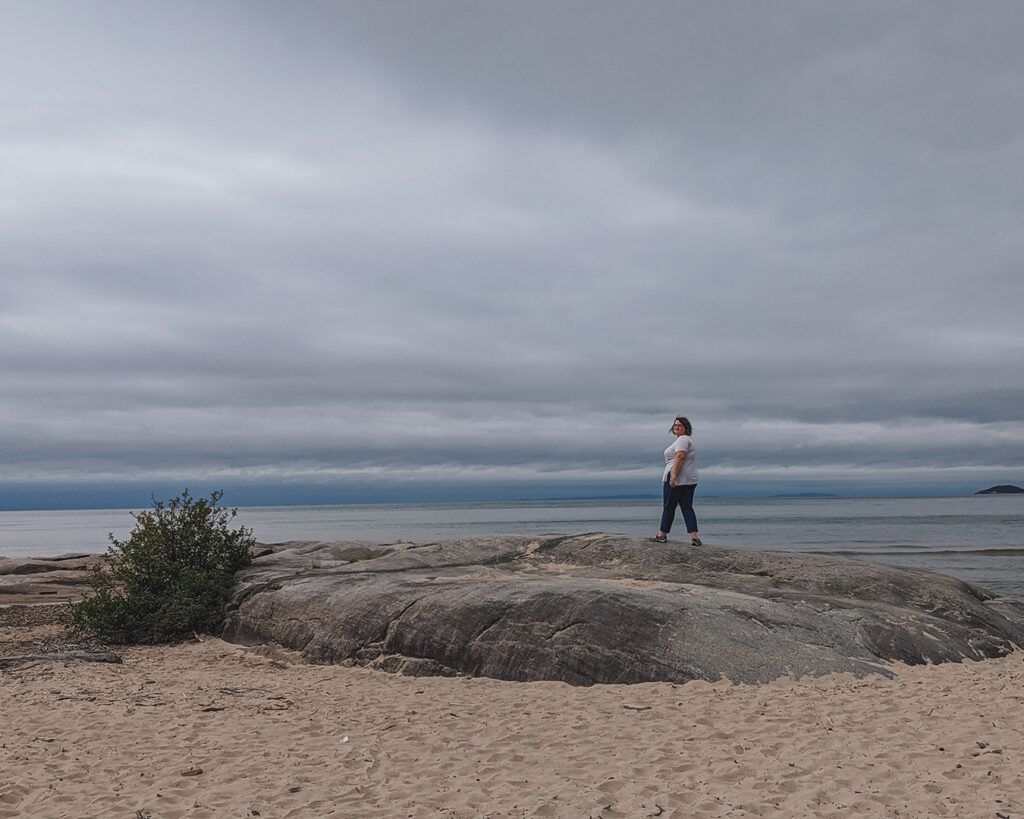 Neys Provincial Park | Best places to go camping in Ontario | My Wandering Voyage travel blog