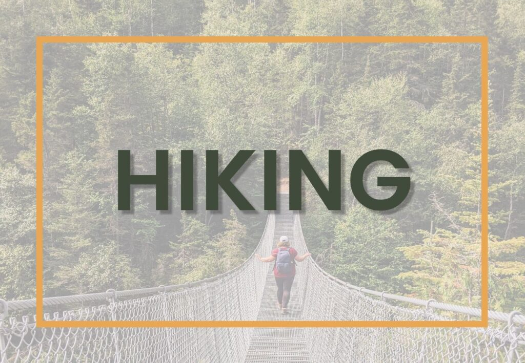 outdoor adventure hiking graphic