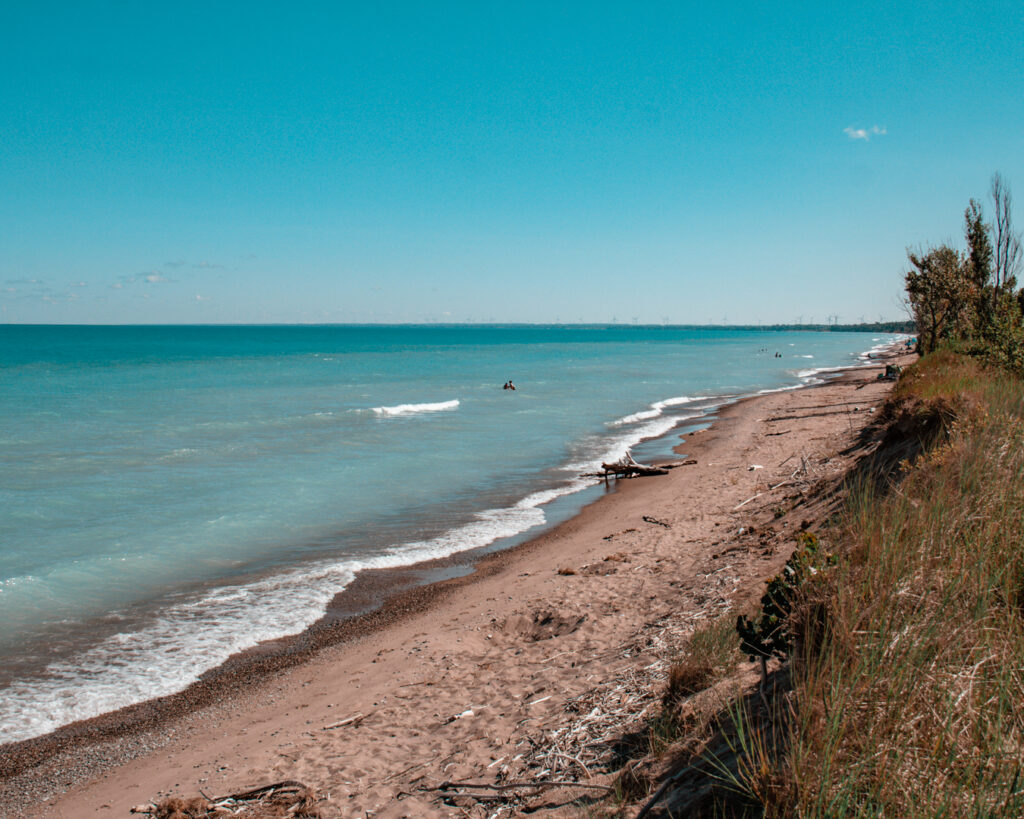Pinery Provincial Park | Best places to go camping in Ontario | My Wandering Voyage travel blog