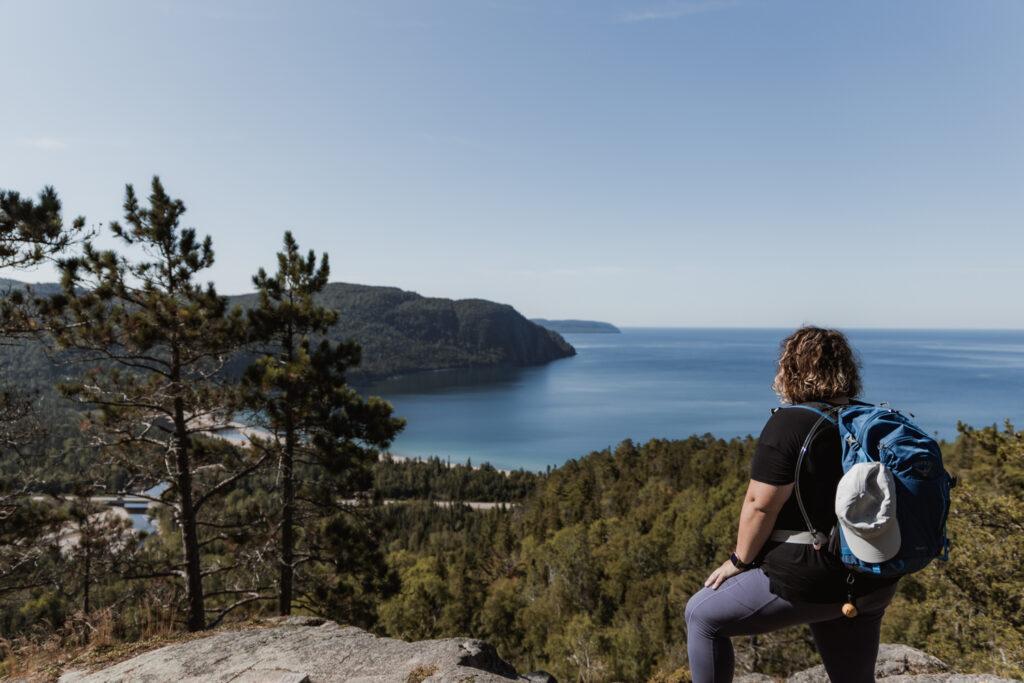 nokomis trail lake superior | Best Hikes in Ontario | My Wandering Voyage travel blog