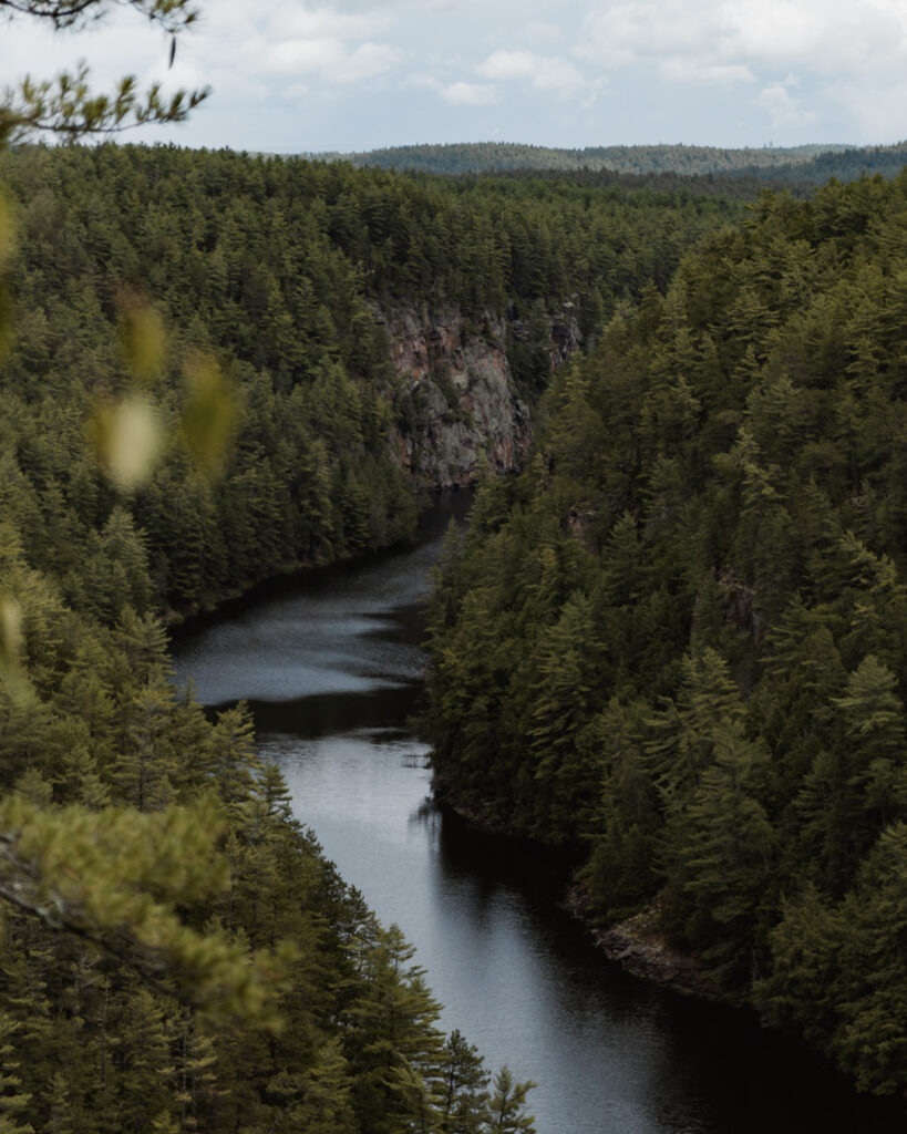 barron canyon algonquin provincial park | Best Hikes in Ontario | My Wandering Voyage travel blog