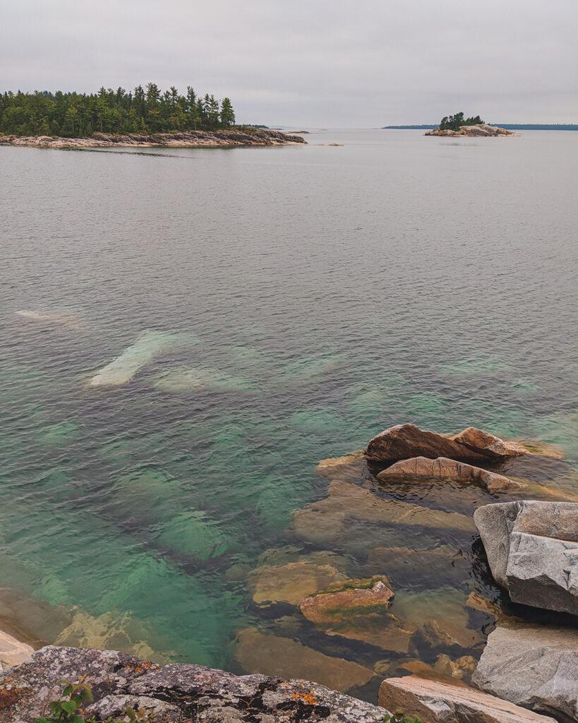 lake superior coastal trail | Best Hikes in Ontario | My Wandering Voyage travel blog