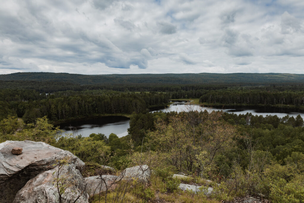egg rock trail | Best Hikes in Ontario | My Wandering Voyage travel blog