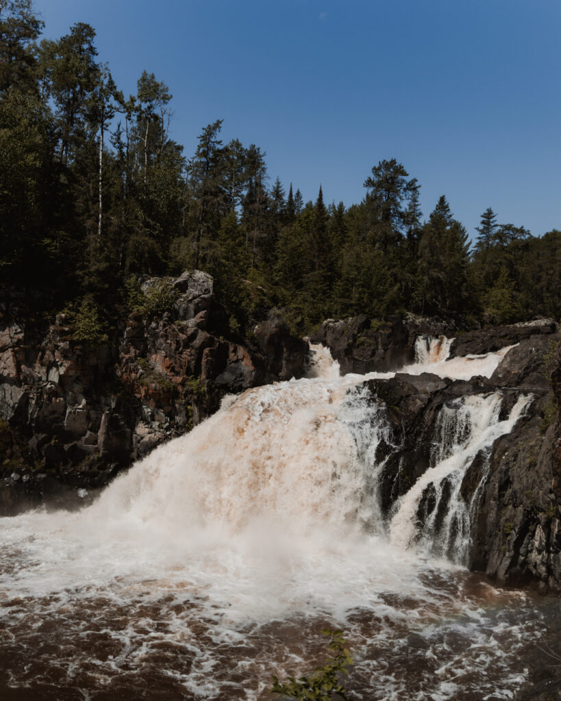 high falls hell's gate trail | Best Hikes in Ontario | My Wandering Voyage travel blog