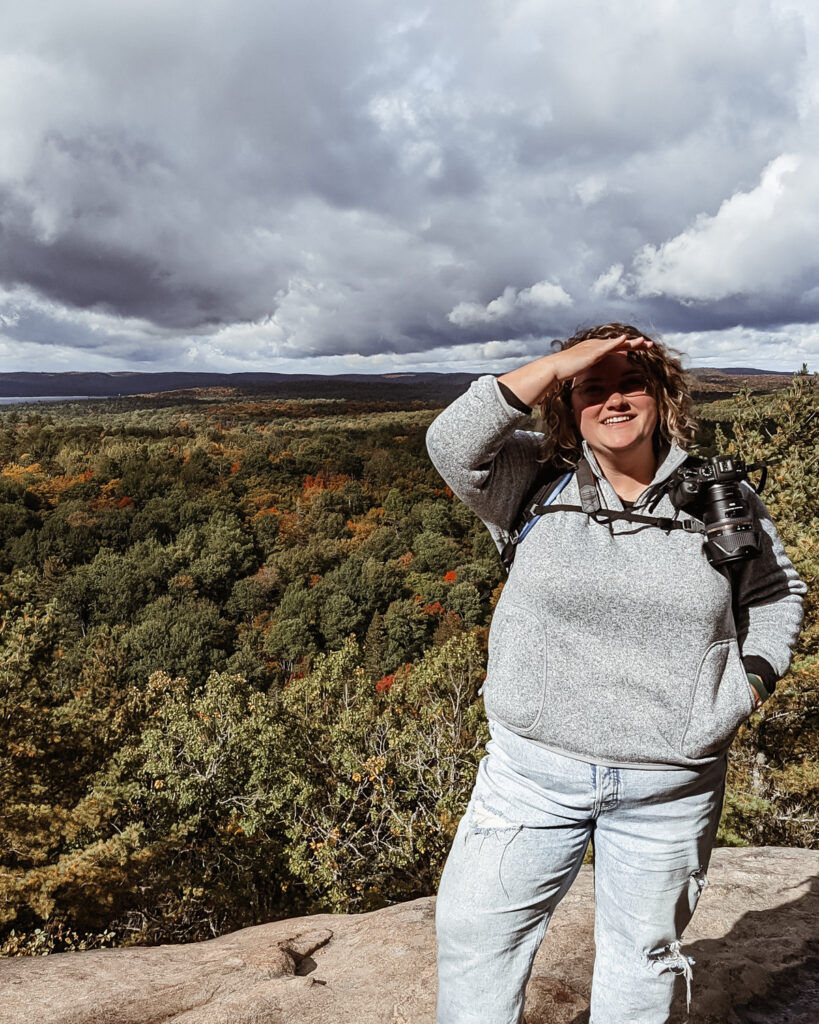 hiking in Algonquin | Best Hikes in Ontario | My Wandering Voyage travel blog