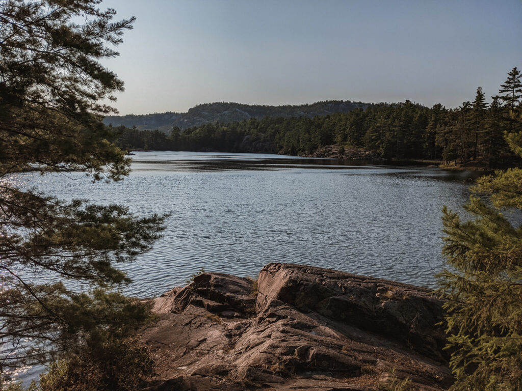 la cloche silhouette trail | Best Hikes in Ontario | My Wandering Voyage travel blog