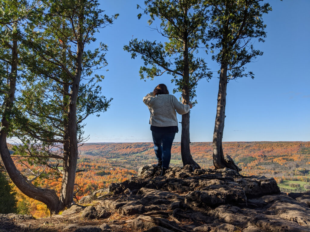 old baldy lookout | Best Hikes in Ontario | My Wandering Voyage travel blog