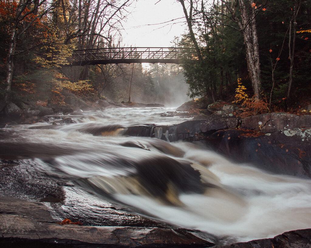 stubbs falls arrowhead | Best Hikes in Ontario | My Wandering Voyage travel blog