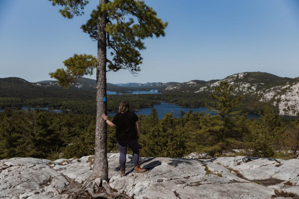the crack killarney | Best Hikes in Ontario | My Wandering Voyage travel blog